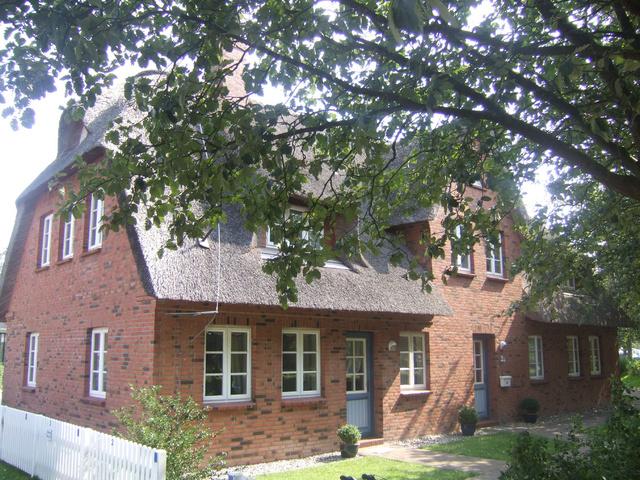 Ferienwohnung im Friesenhaus auf Föhr