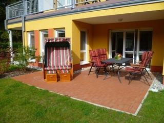 Zempin Ostseepark WE 01 **Insel Usedom**150m zum Strand** Terrasse