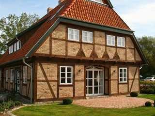 Exkl. FH Duette 5 Sterne, Kamin, W-LAN, Sauna, Waschm. Unser 5 Sterne Fachwerkferienhaus Duette Terra...