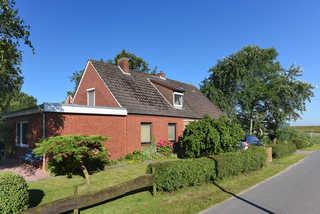 Ferienhaus Windlicht Das Haus und der Garten