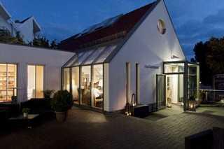 Hotel Kleines Meer Objekt-ID 129080 Aussenansicht Hotel Kleines Meer