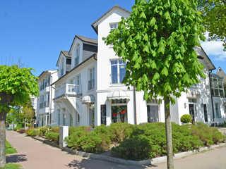 Villa Saxonia F640 WG 13 im 1. OG mit Wintergarten Villa Saxonia im Ostseebad Binz