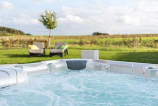 Luxus-VILLA JOANA Eigener Außenwhirlpool im Garten