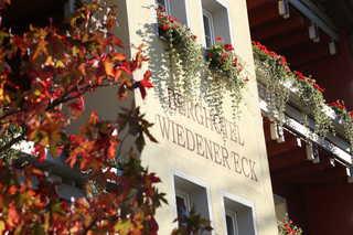 Berghotel Wiedener Eck Frontansicht Hotel