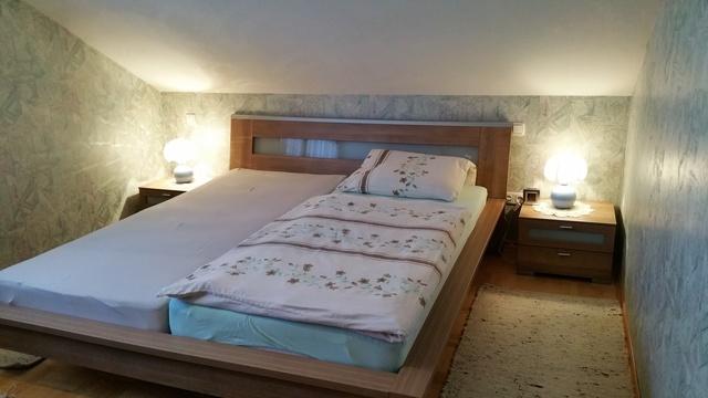 modernes Schlafzimmer (Einzelbelegung)