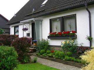 Ferienwohnung Gärtner SORGENFREIES REISEN* Außenansicht Ferienhaus