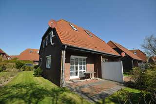 Nr. 97 - Ferienhaus Uferstraße Garten / Terrasse