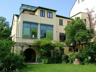 Potsdam: Pension Am Tiefen See Hausansicht