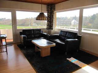 Apartment 214 im Haus Frauenpreiss Wohnzimmer