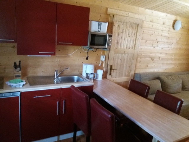 Haus Typ E Wohnküche
