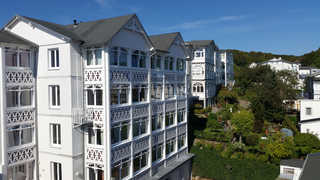 Villa Seeblick App. 308 - mit herrlichem Meerblick Villa Seeblick