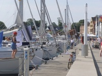 Yachthafen Kappeln
