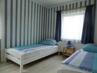 Böltser Hus Schlafzimmer mit 2 Einzelbetten (0,80 x 2,00)