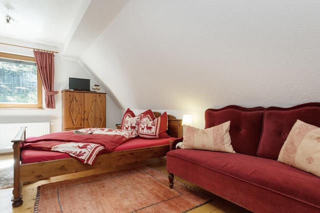 Schlafzimmer 1 Etage