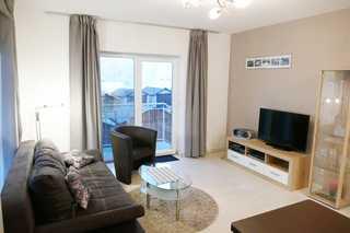 Appartement Seeluft Wohnbereich