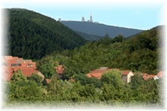 Ilsenburg - Nationalparkort am Fuße des Brockens
