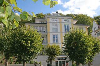 H: Villa Rosa Whg. 04 mit Balkon (Ost) Objektansicht