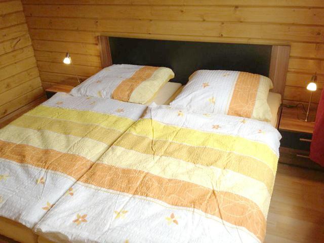Erstes Schlafzimmer im Erdgeschoss
