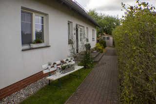 Ferienwohnung Ostseefeeling 4/LINW Eingangsbereich Ferienhaus