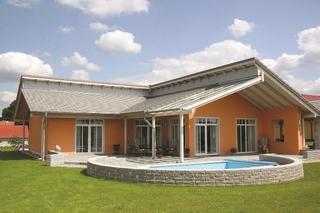 Ferienhaus in Strasen mit Pool, (Mundt, Roswitha) H1