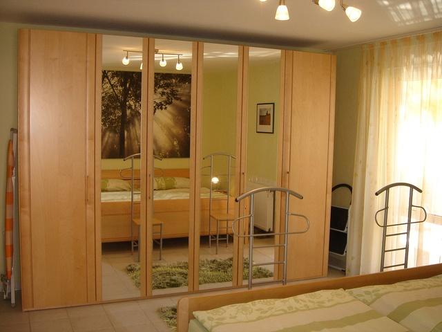 Schlafzimmer Ferienwohnung 8