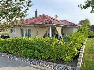 Familienfreundliches Ferienhaus Wolgast USE 3171 Hausansicht