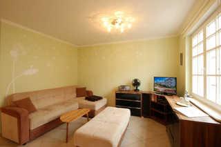 Ferienwohnung 9RB5 Isabell 1, Residenz am Kluenderberg Wohnbereich