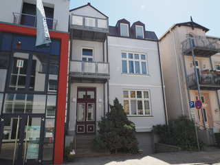 Haus Karzenburg Fewo 2 Straßenansicht