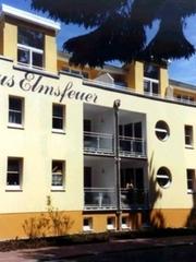 *Haus Elmsfeuer / Schlicht GM 69805 Außenansicht