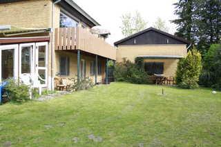 Ferienhaus Kruse Garten am Haus