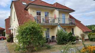 3-Zimmer-Maisonette-Ferienwohnung Fewo Heinke Karlshagen - Außenansicht