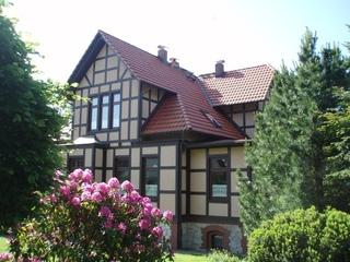 Knusperhaus Außenansicht
