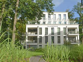 Parkvilla Mathilde F616 | Penthouse 26 Sea View Parkvilla Mathilde im Ostseebad Binz