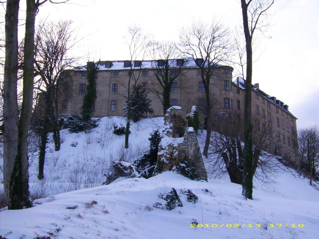 Schloß / Winteridylle