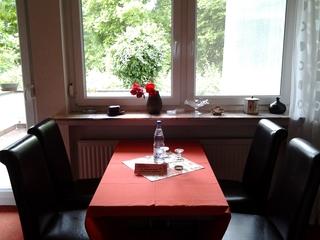 Ferienwohnungen Café Talblick Ferienwohnung mit Terrasse