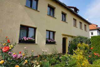 Ferienwohnung Familie Klingohr Haus Außenansicht