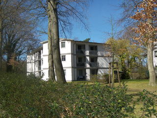 Haus am Buchenpark, App. 12 Außen