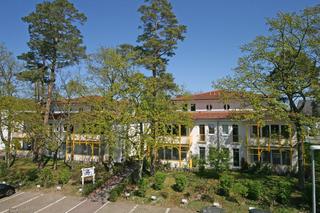OS: Villa Störtebeker Whg. 05 mit Balkon Außenansicht