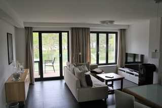 V10 Strandresidenz-Appartement in Prora Wohnbereich
