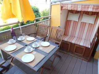Zempin Ostseepark WE 38 **Insel Usedom**150m zum Strand** Balkon im 1. OG