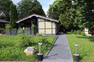 Ferienhaus Robinson 174 Ferienhaus mit Garten