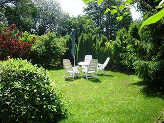 Ruhige FEWO im Erdgeschoß /Labahn GM 69504 Garten