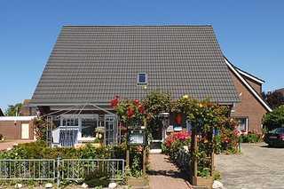 Ferienwohnung Knurrhahn im Haus Boje in Neuharlingersiel Außenansicht