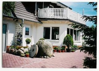 komfortables Ferienhaus in ruhiger Lage Hausansicht