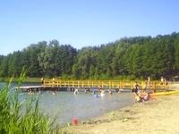 Ferienhaus Wehden der Weiße See