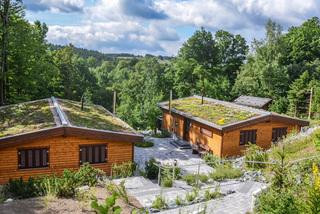 Landhäuser BergWiese - Exklusive FH *SORGENFREI BUCHEN* Exklusive Ferienhäuser