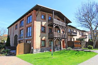 Ferienwohnung Waren SEE 4091 Außenansicht Haus mit Ferienwohnung