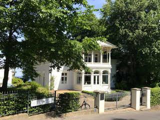 Villa Achterkerke Süd-/Westseite