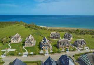Strandhaus Oie F661 Haus 4 mit Meer + Strandnähe Strandhäuser in Lobbe - Haus 4 Oie
