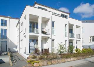 Penthouse Meerblick mit Meerblick in Göhren aud Rügen Villa Antje in Göhren